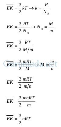Energi kinetik rata-rata gas 6