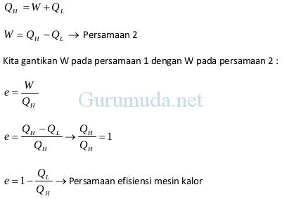Hukum II Termodinamika 8